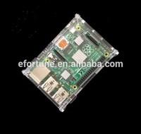 best price original Raspberry Pi Model B+ ARM11 512MB Linux Mini PC Development Board Kit Ras pberry pi with BOX