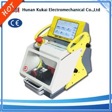 High security car key machine SEC-E9 Free upgrade portable key copying machine CE Approved automatic key cutting machine