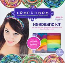 Spinning Loom Kit LoopDedoo handbands kit