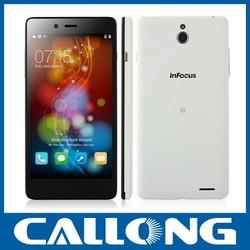 "original 5.0"" infocus M512 quad core 1.2GHz snapdragon MSM8926 , android 4.4 1gb +4gb dual camera android phone 4G LTE"