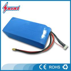 Hot Sale Li-Polymer 25C 6S 22.2v 20000mah rc lipo battery for DJI S900 and DJI S1000 hexacopters