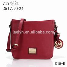 2014 wholesale good quality fashionable saffiano leather unisex replica messenger bag small shoulder bag crossbody bag