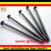 ring shank aluminium nails