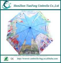 2015 fancy design fashion Chinese portable promoitonal lady umbrella