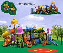 cheapest modern hottest community playground slide material