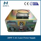 Yag 200w laser welding machine power source