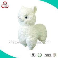 2015 Best Made Soft Plush Fancy Wholesale cute alpaca stuffed animal