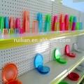 Coloridas de plástico descartável talheres/cor neon talheres de plástico para celebrar festas