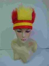 New fashion headband wigs bow accessories