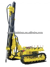Mining machinery electric driven DTH drill wagon 20m