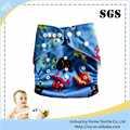 tela del pañal pantalones del bebé para los bebés varones trajes de bautizo