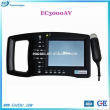 EC3000AV Handheld ultrasound devices veterinary