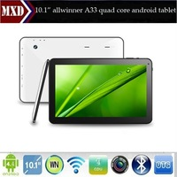New Allwinner A33 quad core Android 4.4 10 inch gaming pc desktop tablet pc
