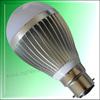 SMD 3W E27 LED Bulb Light with higher lumens