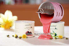 Hot ! professional depilatory soft wax for hair removal for smoothing body skin