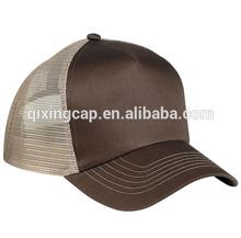 Cheap men custom wholesale blank trucker hats