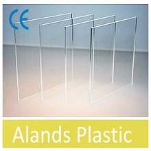 Plastic Sheet 4mm Clear Acrylic