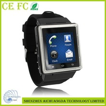 2015 best bluetooth watch new arriving Android watch phone zoom android phone promotion