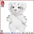 Plush Toys ICTI Stuffed Baby Toys Soft White Tiger