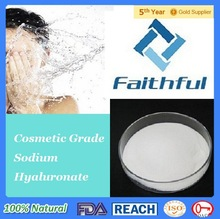 Cosmetic grade sodium hyaluronate / Fermented hyaluronic acid
