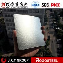 Alibaba de China suave de aluminio de chatarra precios para el material del techo / materiales de construcción