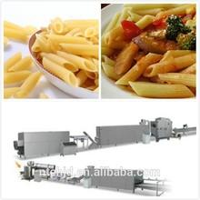 Energy saving macaroni pasta production line/dry noodle machine