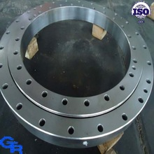 double row swing circle,wheels bearing ,geared ring,undercarriage parts,Fabrication Services