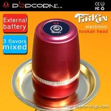 China Manufacturer E hookah head firkin vaporizer pen hot selling pocket shisha pen