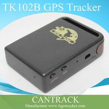 2Lowest Price Global gps 2mobile phone gps tracking 2free gps tracking TK102B