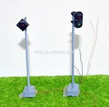 Hot vente maquette d'éclairage. feu/signalisation maquette/pour le train de chemin de fer modèle de mise en page