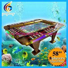 Best quality Crazy Selling casino slot gaming bingo machine
