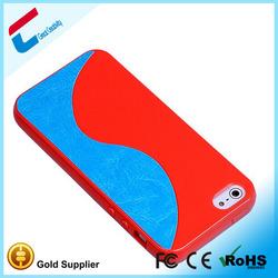 Mobile phone accessories unique design S Line cover for iphone 6