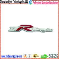 ABS plastic custom-made Car logo , Car emblem with namdes