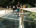 vidrio laminado de seguridad para escaleras