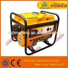 1.2kw portable powerful mini electric generator in hot sale