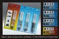 epoxidharz und härter für den hausgebrauch reparatur in Spritze und injektion paket
