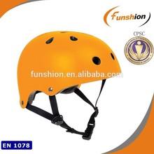 novelty motorcycle safety bicycle helmet-yellow helmet