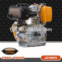 4-stroke single cylinder diesel engine,5hp,7hp,10hp