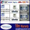 Ultrasonic cheap water flow control meter