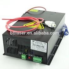 laser power supply 80w for laser tube 80w 1600mm 1250mm