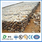 electric galvanized gabion cages /hot dipped galvanized wire gabion cages import cheap goods from China