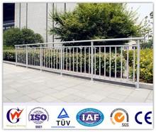 Factory direct ISO 9001 veranda aluminum railing designs