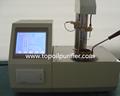 معدات اختبار نقطة الوميض مغلقة كوب تحليل النفط للبترول/ الكيميائية/ محطة كهرباء/ البحث العلمي الخ