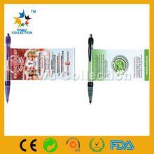 multi-function ballpen,stylus banner pen,advertizing promotional banner pen/flag pen/scroll pen