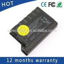 Top sale li-ion battery 14.4v 4400mAh battery For HP COMPAQ Evo N600 N610 series