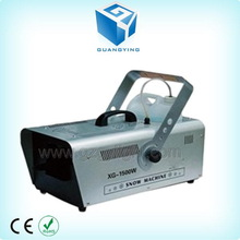 Low price most popular 1200w snow making machines