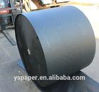High stiffness black roll paper