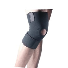 breathable neoprene elasticated knee support, crossfit knee support