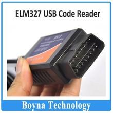 CAR Code Reader Top Quality for MINI ELM327 USB OBD2 V1.5 Diagnostic Scan Tool