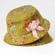 cheap kids plain bucket hats